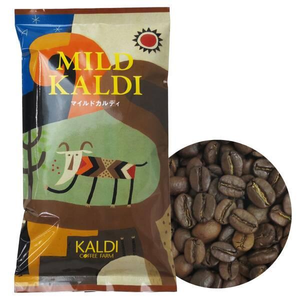 KALDIのコーヒー豆